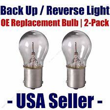 Reverse/Back Up Light Bulb 2pk - Fits Listed Chrysler Vehicles - 1073