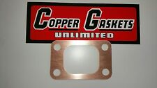 "T3 TURBO INLET COPPER GASKET .042"" THICK"