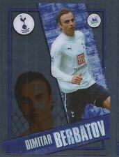 TOPPS I-CARD SERIES 2006-07 #083-TOTTENHAM HOTSPUR & BULGARIA-DIMITAR BERBATOV