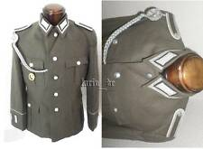 East german Army NVA NCO Jacket / Tunic  Uniform , GDR Size m52 with cord+ badge
