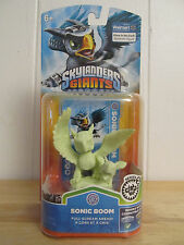 Skylanders Giants - GLOW IN THE DARK SONIC BOOM - Rare Exclusive Variant