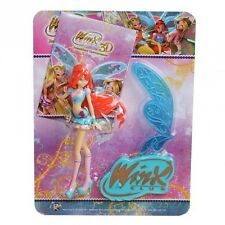 Winx Club - Bambola Mini 3D - Principessa Bloom Doll