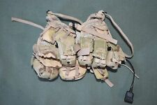 "ACE 1:6 Tan Modern US Army Spear Vest Equipment Gear for 12"" Action Figures C-32"