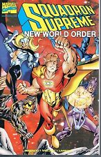Squadron Supreme  New World Order by Len Kaminski (1998, PF) Marvel Comics