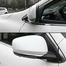 Chrome Body Side Mirror Cover Trim For 2016-2017 Renault KADJAR