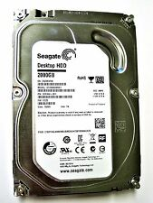 Seagate Barracuda 2TB, ST2000DM001 2000GB Drive Used  9,000 Hrs - GREAT HEA