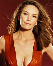 Diane Lane 8X10 sexy leather red dress