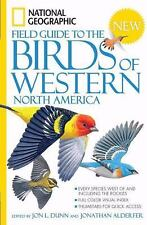 National Geographic Field Guide to the Birds of Western North America, , Very Go