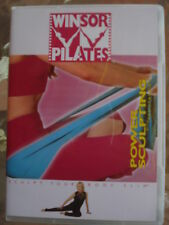 WINSOR PILATES  #  POWER SCULPTING With RESISTANCE (NEW SEALED) Aussie Seller