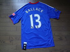 Chelsea #13 Ballack 100% Original Jersey Shirt M 2010 Home Still BNWT NEW Rare