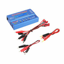 iMAX B6 Lipo NiMh Li-ion Ni-Cd RC Battery Balance Digital Charger Discharger #D