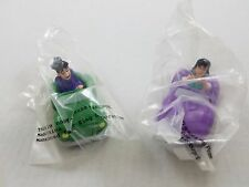 Archies Comic Jughead and Veronica 1991 Burger King Cars Riverdale High Lot of 2