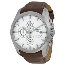 Tissot Couturier Stainless Steel Mens Watch T035.627.16.031.00
