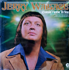 JERRY WALLACE - COMIN' HOME TO YOU - MGM  - 1975 LP - STILL SEALED