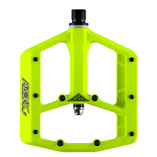 PEDALE AZONIC Big Foot Pedal Neon Yellow Matt GIALLO