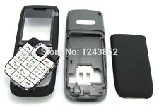 replacement Repair Black Housing Bezel Cover Casing Keypad For Nokia 2610