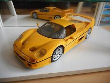Maisto Ferrari F50 in Yellow on 1:18