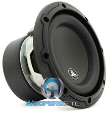 "JL AUDIO 6W3V3-4 SUB 6.5"" 300 WATTS 4 OHM CAR SUBWOOFER BASS SPEAKER 6W3 NEW"
