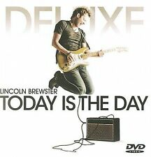 Today Is the Day [Deluxe Edition] by Lincoln Brewster (CD + DVD)