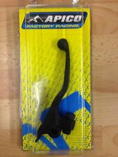 KTM  SX 200 250 300  EXC 200 250 300  2014-2016   APICO FORGED BRAKE LEVER BLACK