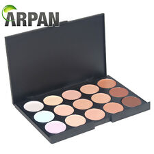 ARPAN 15 Color Contour Face Makeup Concealer Neutral Palette kit set CL-15CON