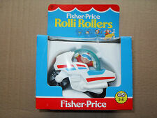 Fisher Price Rolli Roller - Circa 1989 - *Original Box*.