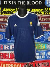 5/5 Scotland adults XXL 2011 mint football shirt jersey trikot soccer