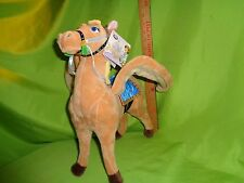 Disney SOFIA THE FIRST SAFFRON PEGASUS HORSE plush stuffed animal toy doll NEW