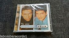 ZZ- CD TE AMO - RODRIGO & FELIX - SEALED - RARE - PORTUGAL - BRASIL