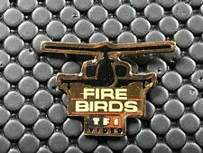pins pin film cinema FIRE BIRDS TF1 VIDEO
