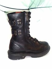 Harley Davidson Womens Riding Boots Size 8