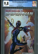 Ultimate Spider-Man #1 (Peterson Variant) CGC 9.8 WP (Miles Morales)