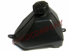 Plastic 110B Fuel Tank with a white plastic tip for 50 70 90 110cc ATVs