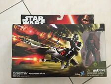 Hasbro Starwars elite Speeder Bike MISB