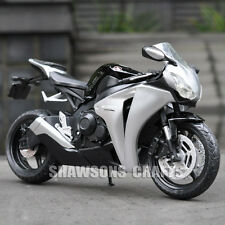 DIECAST MOTORCYCLE MODEL TOYS 1:12 HONDA CBR1000RR SPORT BIKE REPLICA