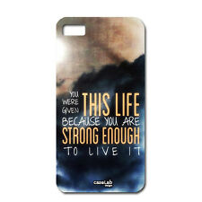 COVER CASE PROTETTIVA LIFE STRONG LIVE PER HUAWEI ASCEND G6 3G