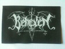 BEHEXEN patch 11 x 7 cm woven sew on toppa fleck parche buy 3 get 4
