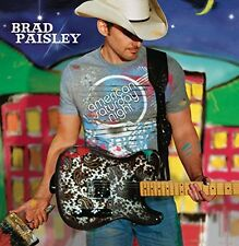 American Saturday Night - Brad Paisley (2009, CD NIEUW)