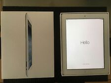 Apple iPad 16GB, Wi-Fi, 9.7in - White (MD328LL/A)