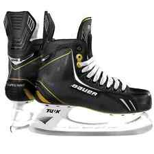 Bauer Supreme One.8 ice hockey skates senior size 9.5 EE black new mens skate sr