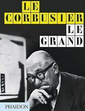 New LE CORBUSIER Le Grand Mid Century Architecture Visual Biography 768 Pages