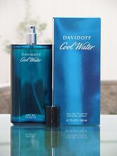 Cool Water By Davidoff Men 6.7 6.8 oz 200 ml *Eau De Toilette* Spray *NIB