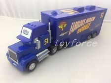 Disney Pixar Car Mack No.51 Fabulous Hudson Hornet Hauler Truck Toy Car 1:55 New