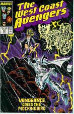 West Coast Avengers # 23 (USA, 1987)