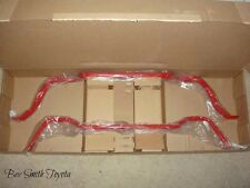 NEW OEM TOYOTA SUPRA 1993-1998 TRD FRONT & REAR SWAY BAR SET