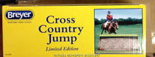 Breyer Model Horse Accessory Cross Country Jump LE