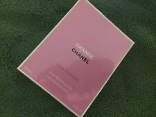 Chanel Chance Eau Tendre Eau de Toilette 3.4 oz 100 ml the original photos