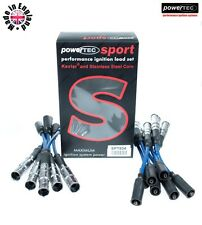 PowerTEC Sport 8mm Ignition Leads Cable Wires Mercedes 240 280 320 C E S SL M112