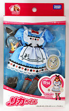 Takara Tomy Licca Doll LW-14 Licca in Wonderland Dress (886624)