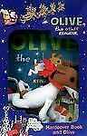 Olive, the Other Reindeer BOOK AND DOLL SET, HC, VERY RARE AND VHTF